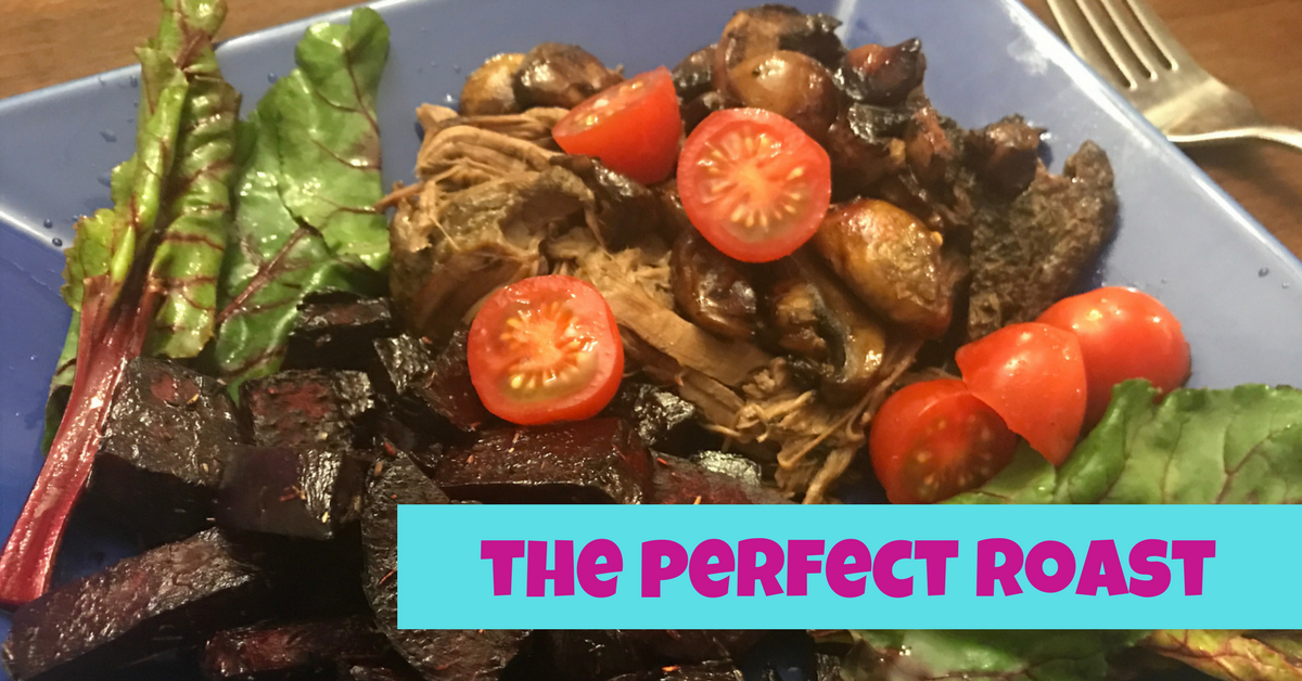 How to Make a Perfect Roast in slow cooker